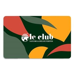 Adhérez au Club Nature & Découvertes !
