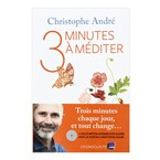 3 minutes à méditer + CD