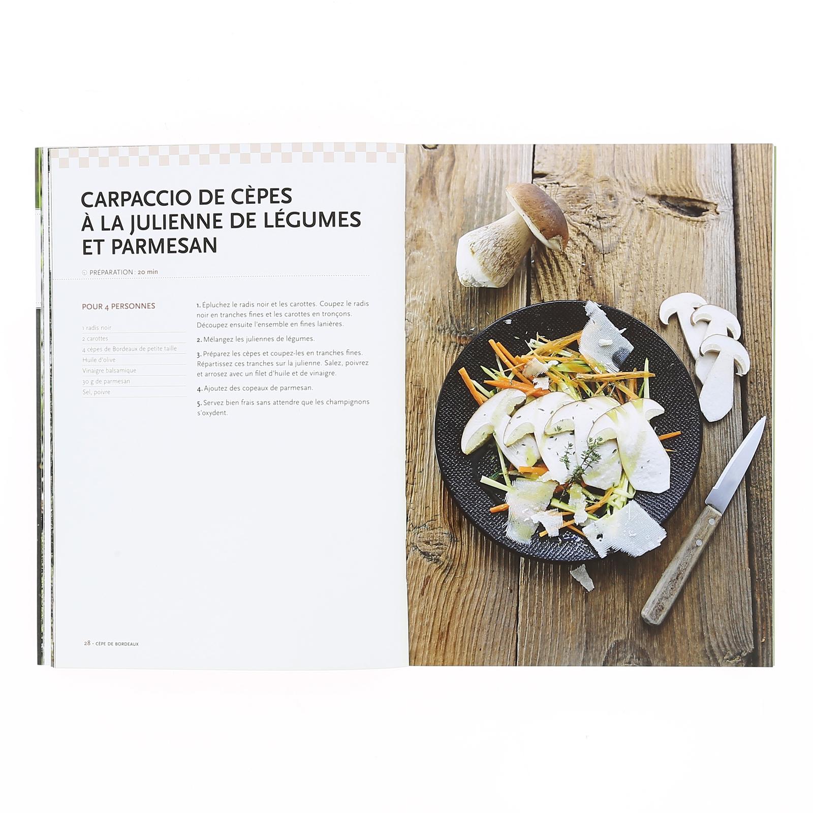Cuisiner les champignons | Nature & Découvertes