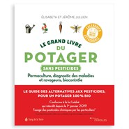 Grand Livre du potager sans pesticides