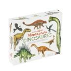Coffret Montessori Dinosaures