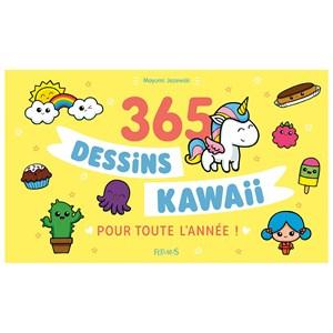 365 Dessins Kawaii Pour Toute Lannée