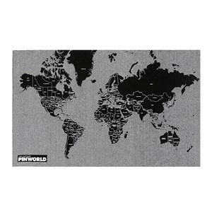 Carte Du Monde Pin It Avec Frontières Nature Découvertes
