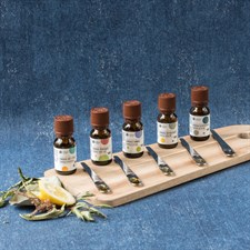 boite huiles essentielles