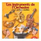 CD Les instruments de l'orchestre