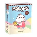Coffret DVD Molang