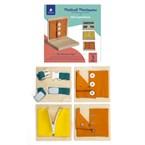 Boîte de fermetures Montessori