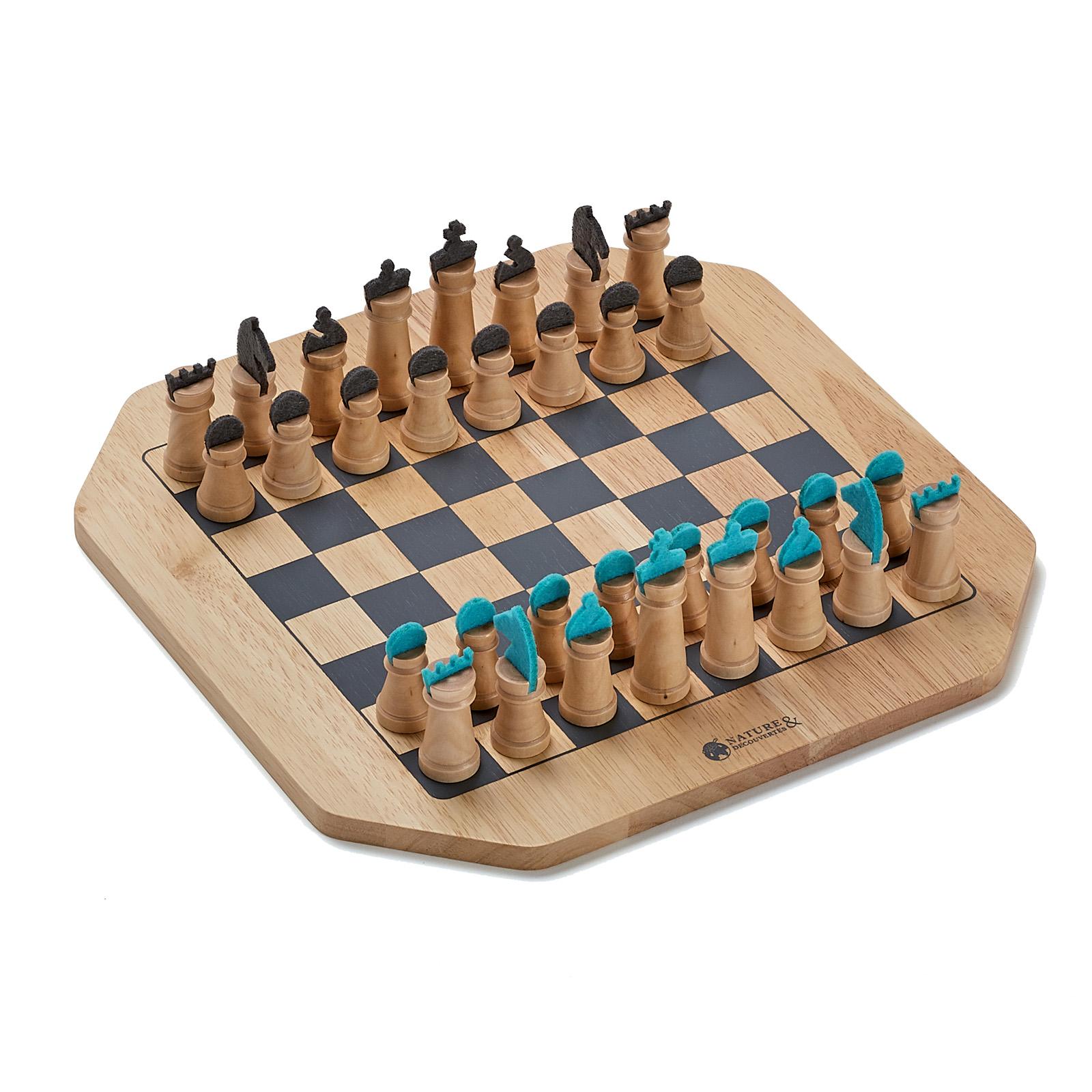 1NatureDécouvertes Jeu Jeu 2 en d'échecs T5JuK3lF1c