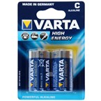 Piles LR14 High Energy Varta