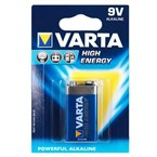 1 pile 6LR61 High energy Varta