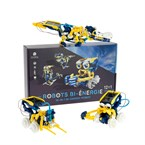 Robots bi-énergie 12 en 1