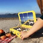 Le laboratoire de cuisson solaire