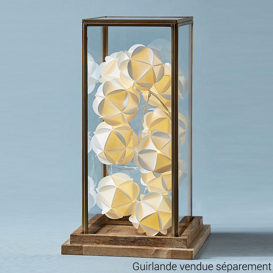 Que Mettre Sous Une Cloche En Verre cloche écrin de verre | nature & découvertes