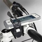 Support universel pour smartphone à vélo