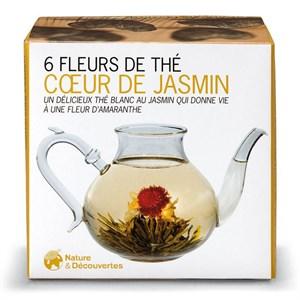 Fleurs De The Cœur De Jasmin Nature Decouvertes