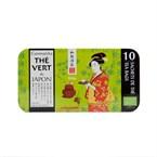 10 sachets de thé vert du Japon
