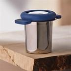 Filtre à thé bleu pour mug