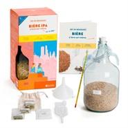 Kit de brassage bière IPA bio