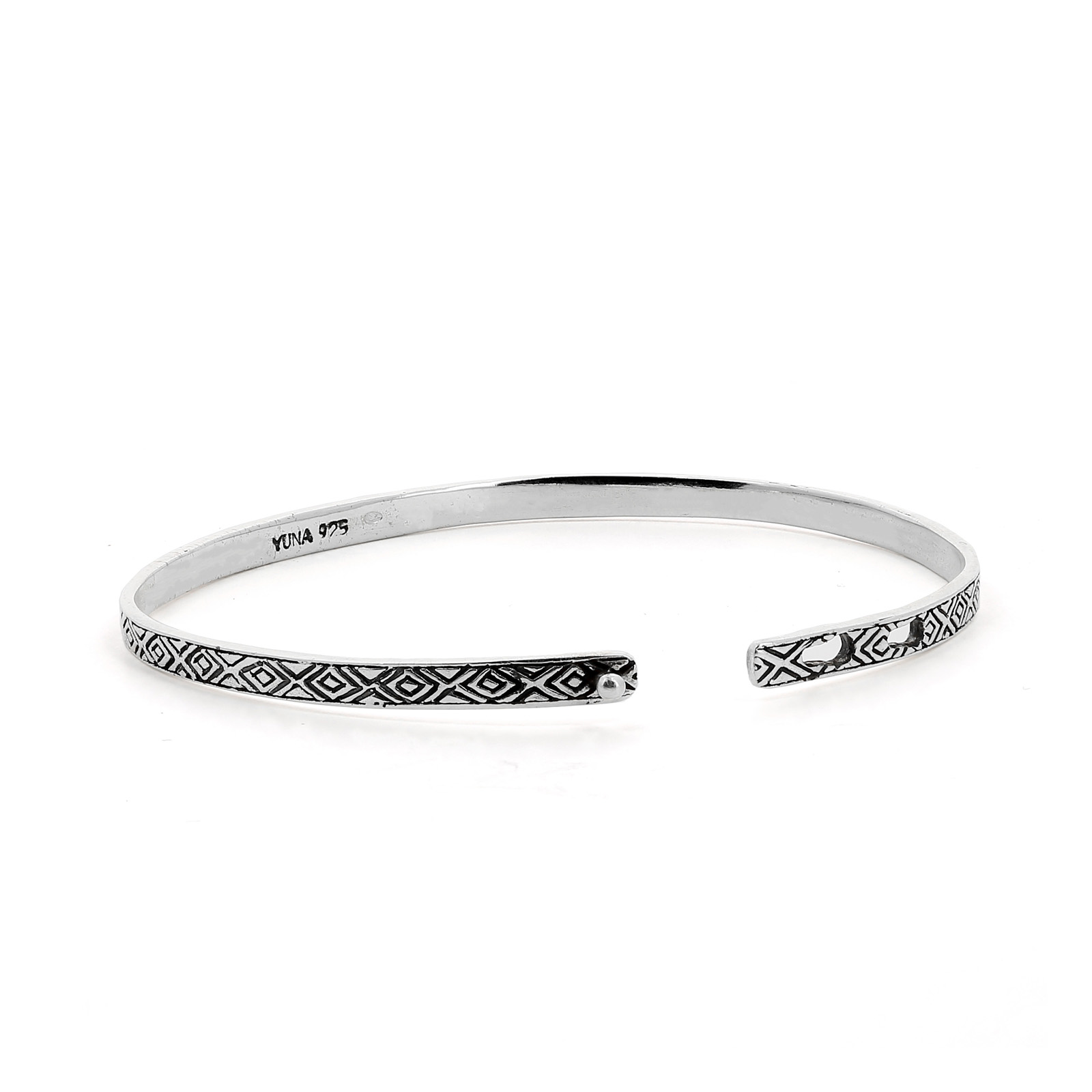 bracelet argent 975