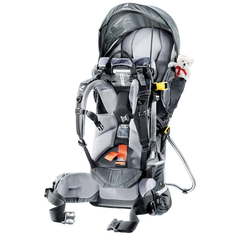Porte-bébé deuter kid comfort 3 avec par