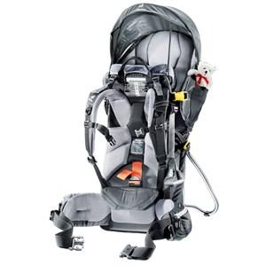2164052ee7f7 Porte-bébé deuter kid comfort 3 avec par   Nature   Découvertes