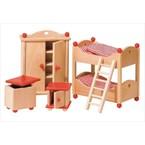Chambre d'enfants goki maison poupées