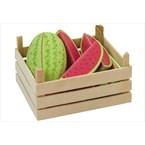 Fruits en bois goki - pastèque