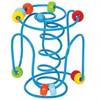 Spring a ling by hape labyrinthe-boulier
