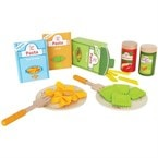Pasta set by hape