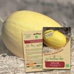 Melon jaune canari n° 3  bio