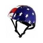 Casque vélo et trottinette usa flag ...