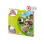 Fimo kids form and play ferme