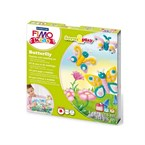 Fimo kids form and play papillons