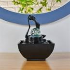 Fontaine yoga 1