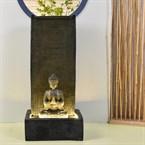Fontaine xl mur bouddha