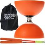 Kit diabolo cyclone orange + baguettes s