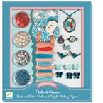 Kit bijoux créatifs perles et oiseaux