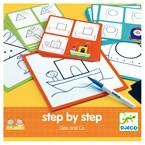 Jeu éducatif step by step 4-7y eduludo d