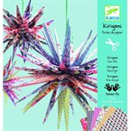 Kit créatif boules de papier Kirigami