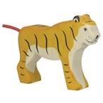 Tigre, debout