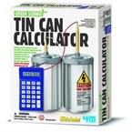 Calculatrice canette 4m
