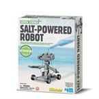 Robot propulsé au sel 4m
