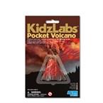 Mini volcan de poche 4m