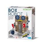 Box robot 4m robot à construire