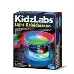 Kaléidoscope lumineux 4m