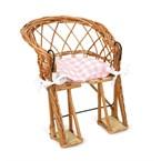 Chaise de vélo pour poupée
