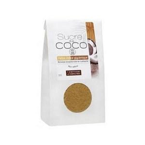 Sucre de coco non raffiné bio* 200 g.