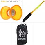 Diabolo triple roulements quartz v2 oran