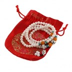 Bracelet-collier mala - coquillage