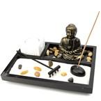 Jardin japonais - bouddha zen